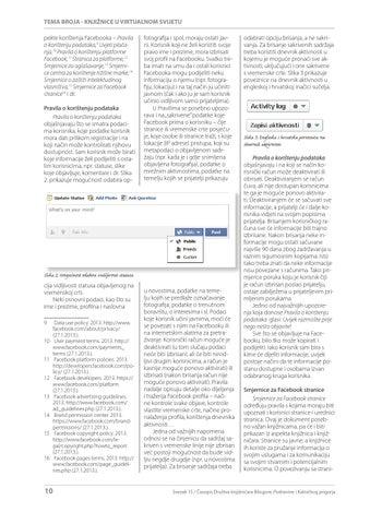 Svezak-15-2013 by Društvo knjižničara Bilogore, Podravine i