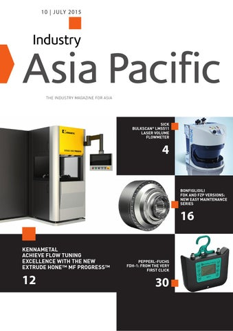 Industry Asia Pacific 10