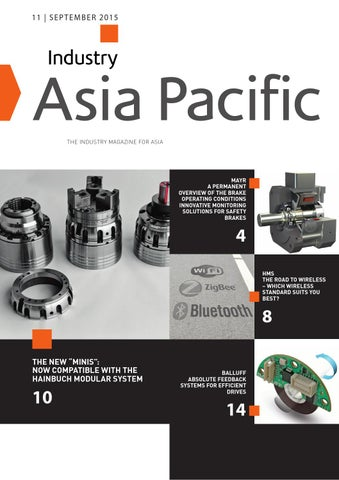 Industry Asia Pacific 11