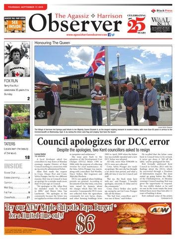 052bfa7d Agassiz Observer, September 17, 2015 by Black Press Media Group - issuu