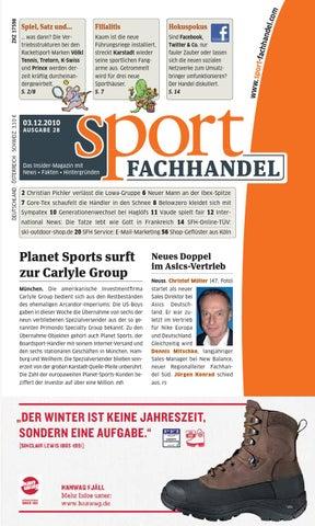 7b62693e92 SportFachhandel, Ausgabe 28/2010: E-Mail Marketing, Teil 2 von 2 by ...