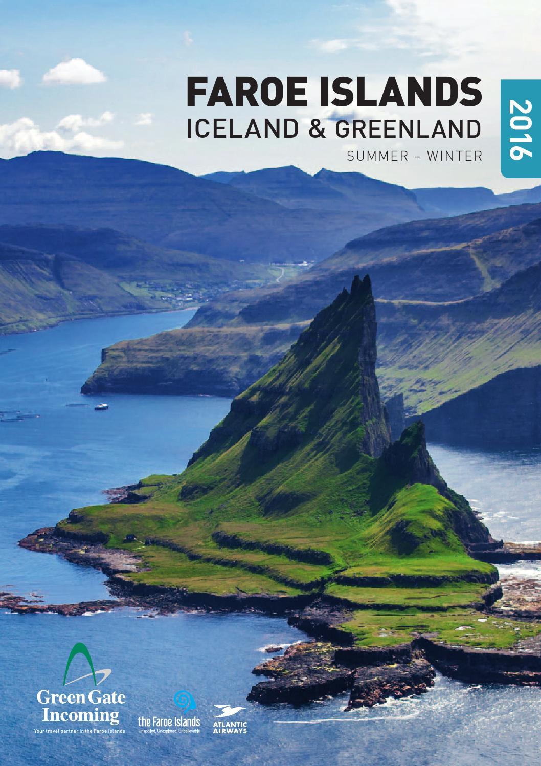 Knitting Holidays Faroe Islands : Package holidays to the faroe islands by greengate