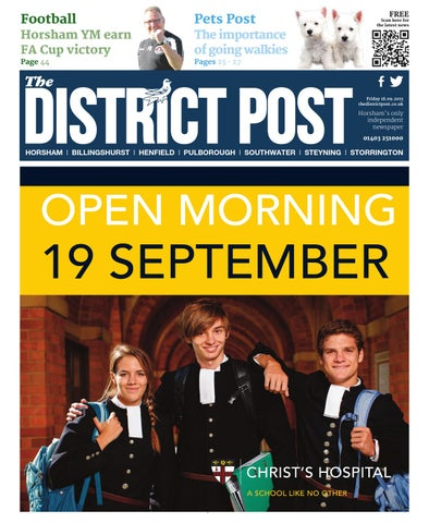ca3828fea68 The District Post 18th September 2015 by The District Post - issuu