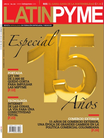Edición Latinpyme No.124 Edición Esp