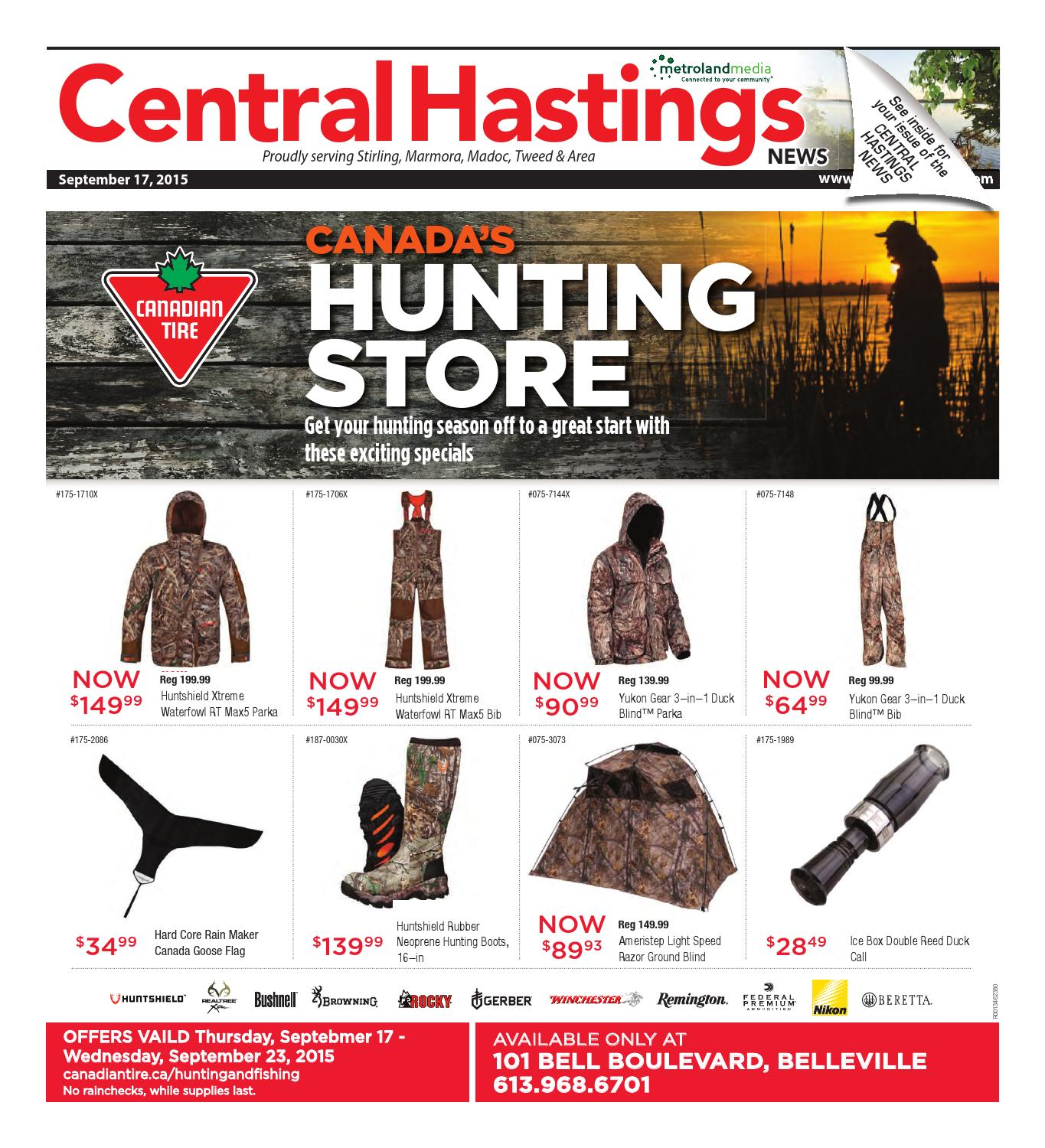 Centrealhastings091715 By Metroland East Central Hastings News Issuu Kotak Dvd Double 9mm Gt Pro