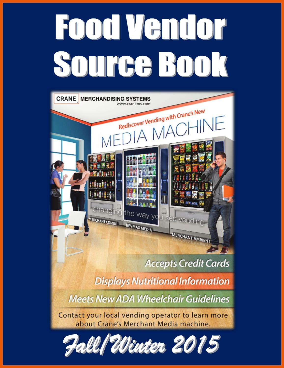 Food Vendor Source Book by Federal Buyers Guide, inc  - issuu