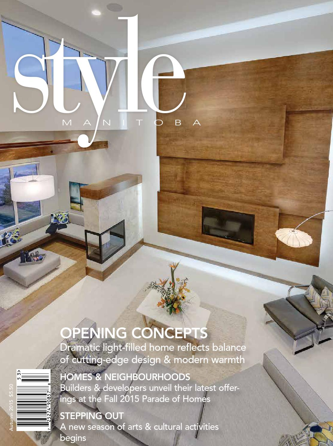 Style Manitoba Autumn 2015 By