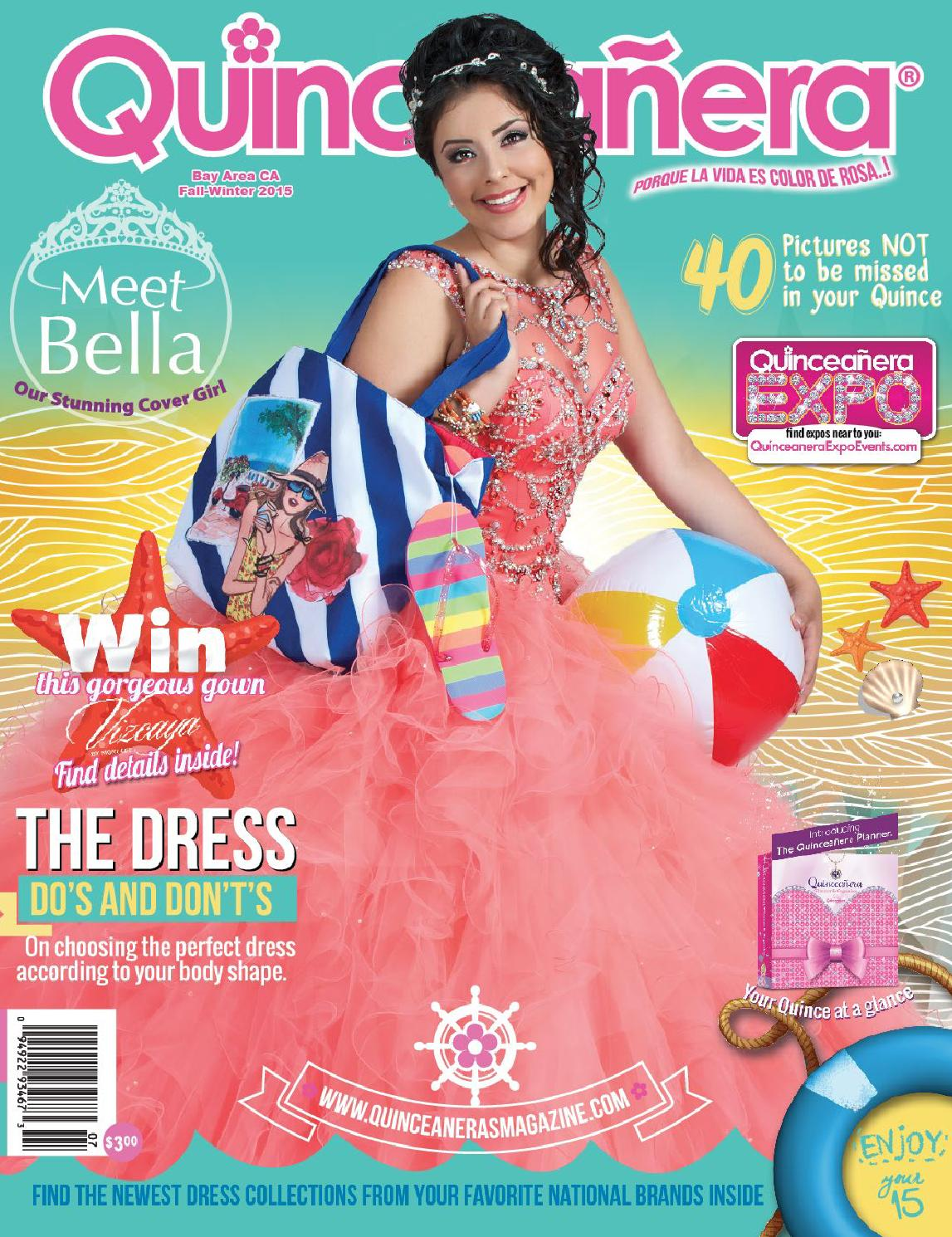 Quinceanera Magazine Fall 2015 by Quinceañera Magazine - issuu