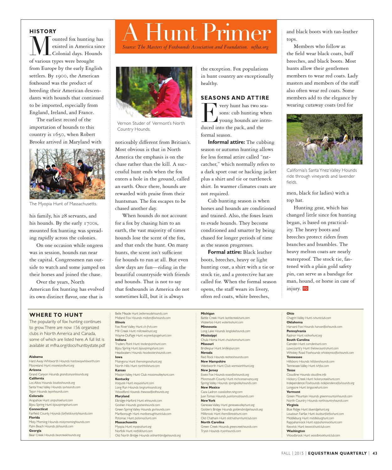 Equestrian Quarterly, Vol 4  Issue 3 by Equestrian Living