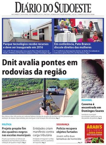 Diário do sudoeste 18 de setembro de 2015 ed 6470 by Diário do ... ef3b02c455