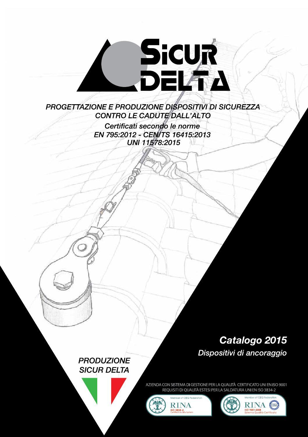 Sicur delta srl by issuu for Sicur delta