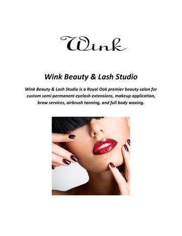 Royal Oak Salons By Wink Beauty & Lash Studio by Wink Beauty & Lash