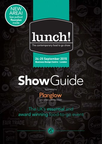 lunch! 2015 show guide by Roger Reeves - issuu