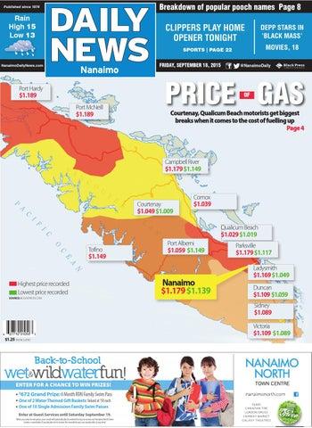 34bac25683e4d Nanaimo Daily News