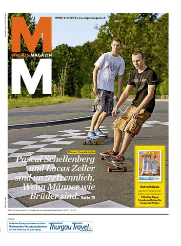Migros magazin 09 2015 d vs by Migros-Genossenschafts-Bund - issuu