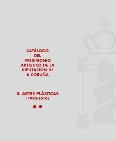 Catalogo patrimonio artistico volumen 2 by Deputación Provincial de ... 8864370c96f4
