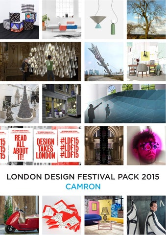 camron london design festival pack 2015 by camron pr issuu rh issuu com