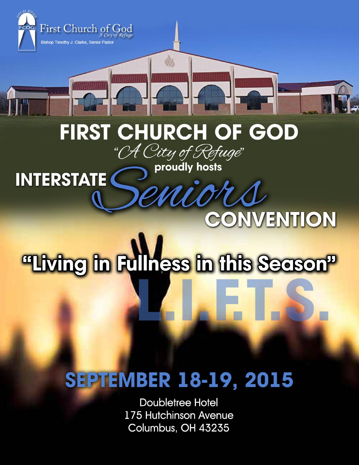 FCOG Interstate Seniors Convention 2015 by DPI Graphic