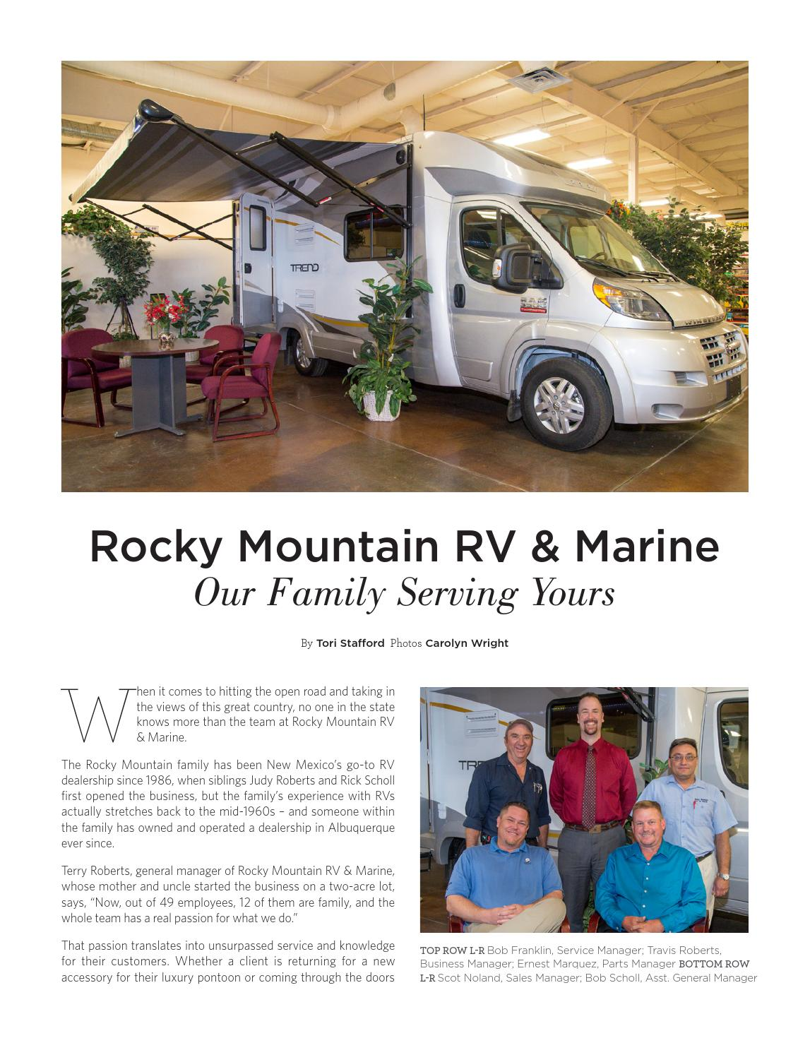 Rocky Mountain Rv Amp Marine Our Family Serving Yours By