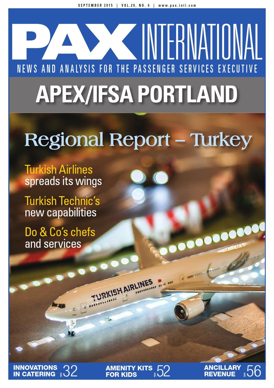 PAX APEX/IFSA Portland September 2015 by Global Marketing