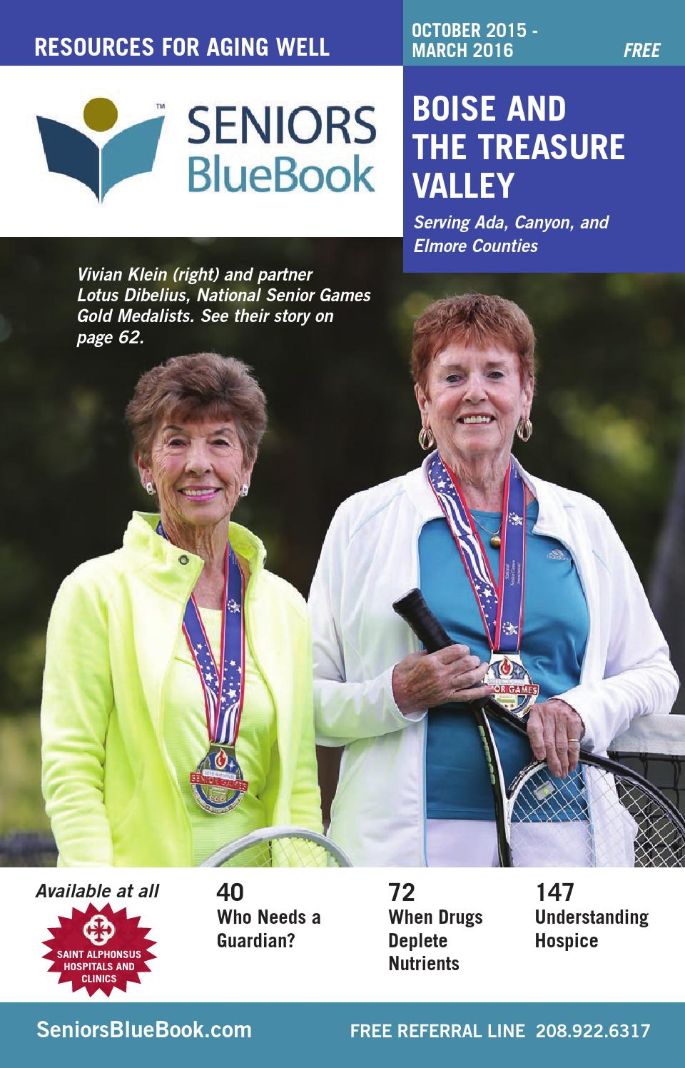 Boise and the Treasure Valley - October 2015-March 2016 by Seniors Blue  Book - issuu
