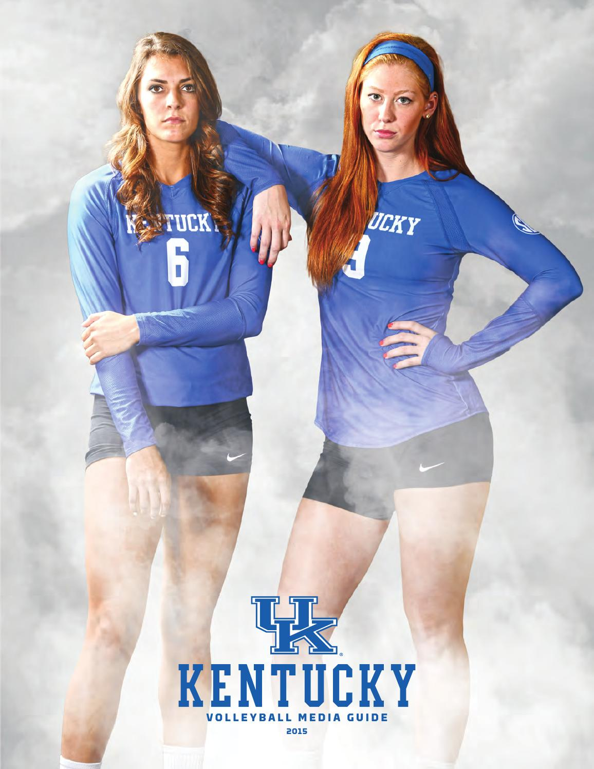 2015 Volleyball Media Guide By University Of Kentucky Athletics Issuu