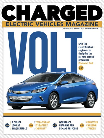 Page 1 Volt Electric Vehicles Magazine
