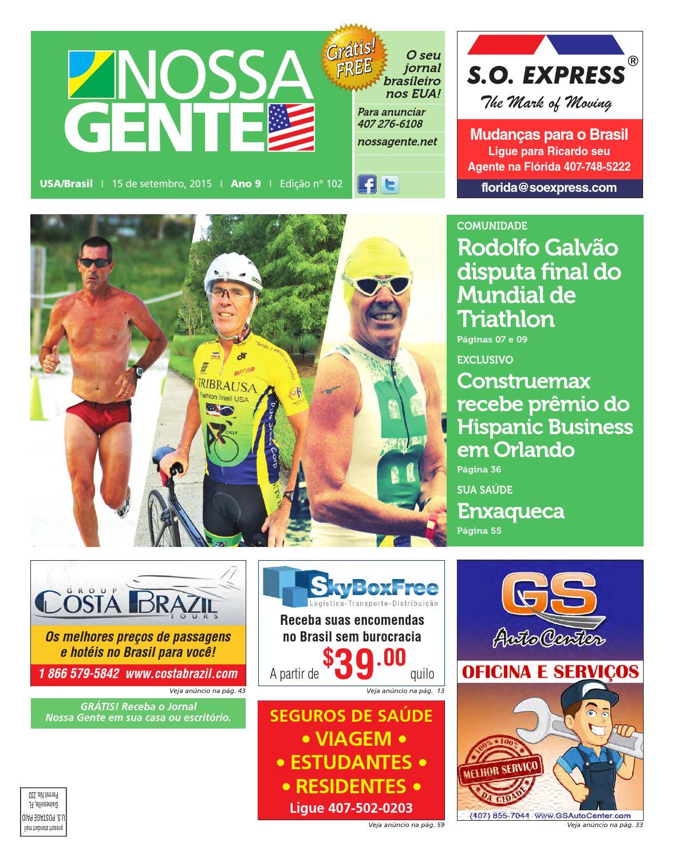 129ac0faa Nossa Gente 102 by Nossa Gente - issuu