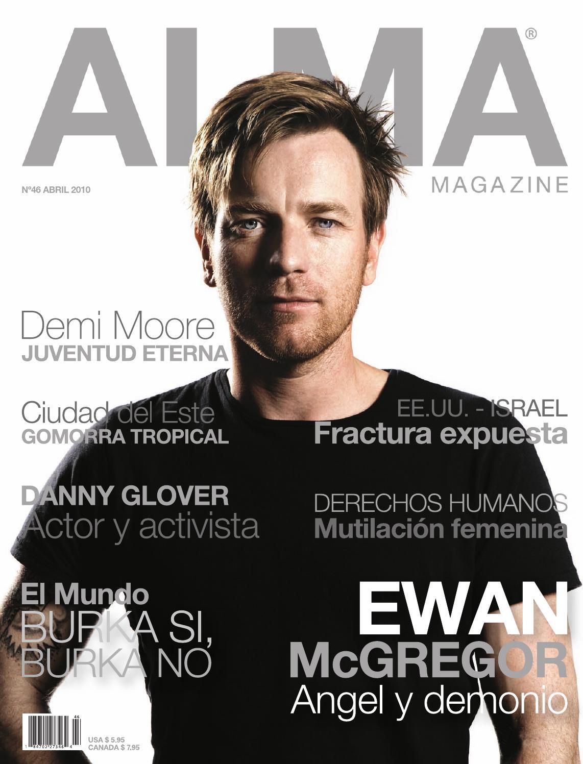ALMA MAGAZINE 46 - ABRIL 2010 by ALMA MAGAZINE - issuu