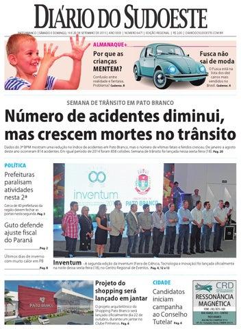 a61fddd13 Diário do sudoeste 19 e 20 de setembro de 2015 ed 6471 by Diário do ...