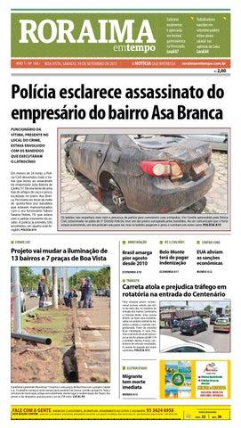 Jornal roraima em tempo edio 144 perodo de visualizao page 1 fandeluxe Image collections