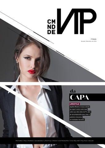 fd34b1d10 Revista CMNDDE VIP - Edição 02 by Comunidade VIP - issuu