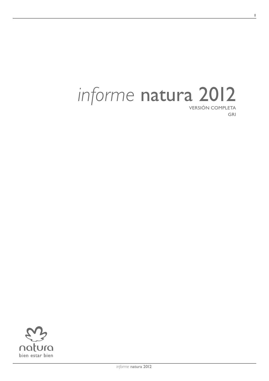 Natura By Mariana Acarbajal Issuu