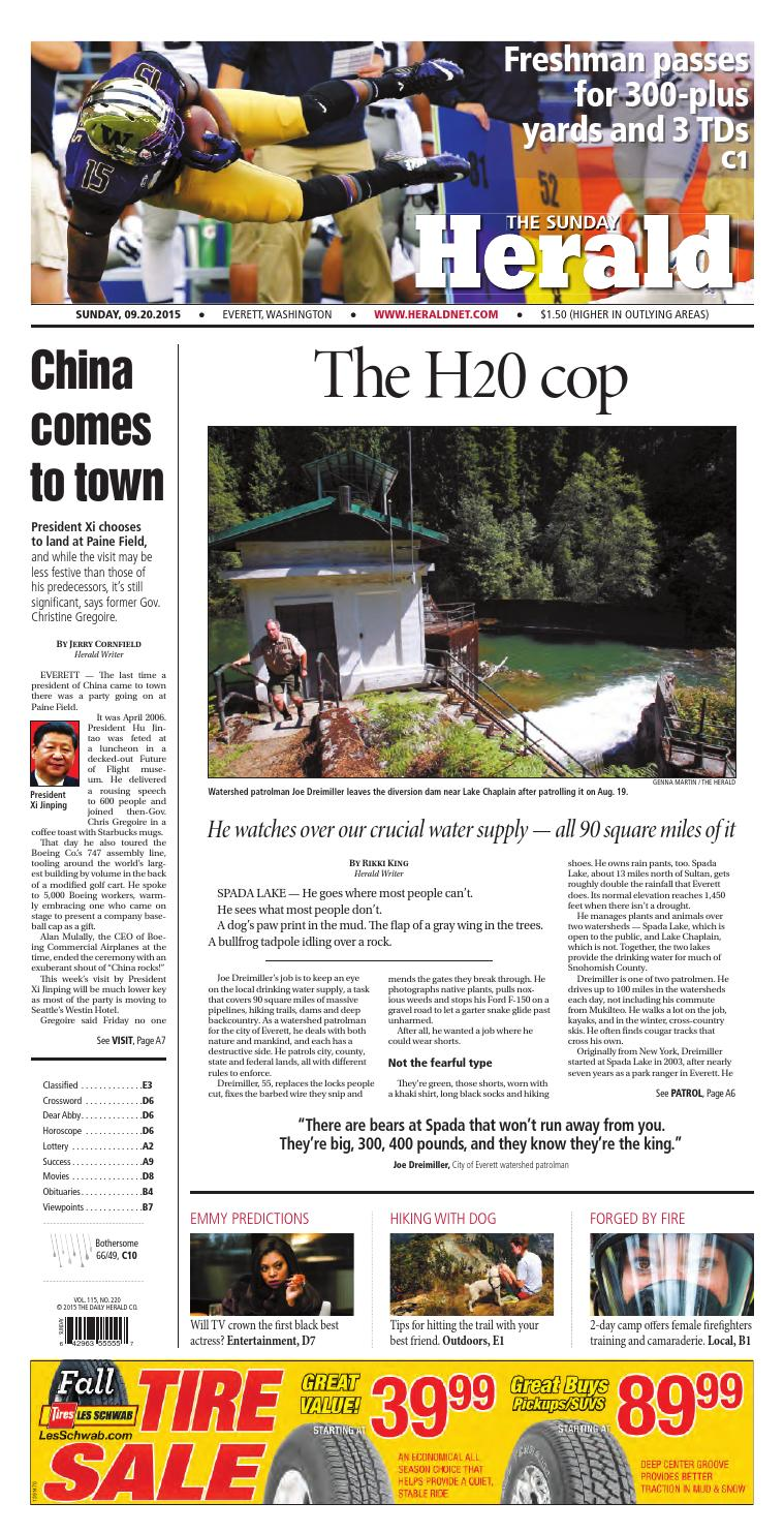new arrival e583a 166d7 Everett Daily Herald, September 20, 2015 by Sound Publishing - issuu