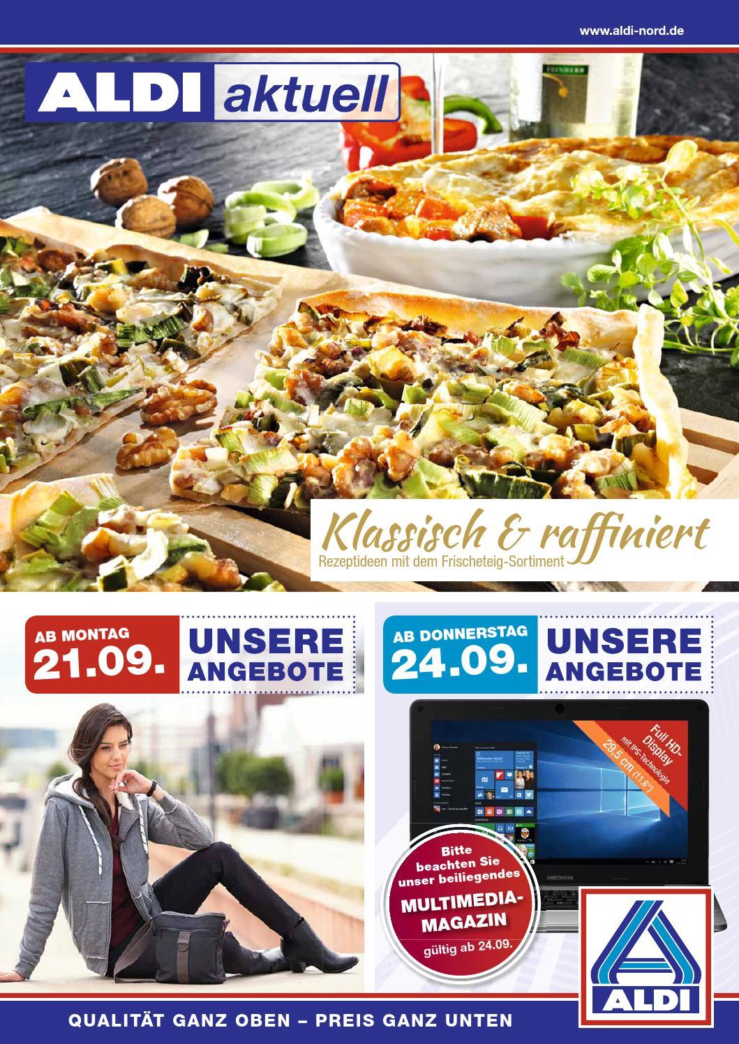 Aldi Nord Angebote 21 26september2015 By Promoprospekte De Issuu