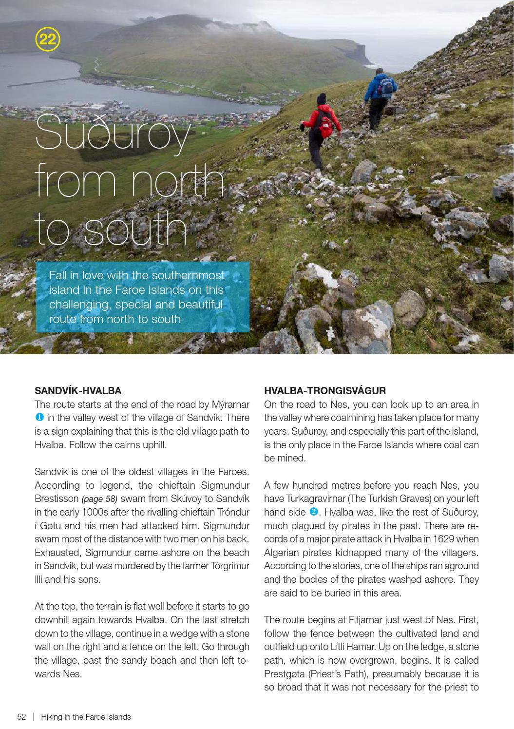 Hiking in the Faroe Islands by Visit Faroe Islands - issuu