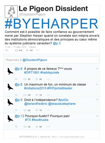 Ville Montr C3 A9al Qc Ca Payer Constat >> Edition Septembre 2015 By Pigeon Dissident Issuu