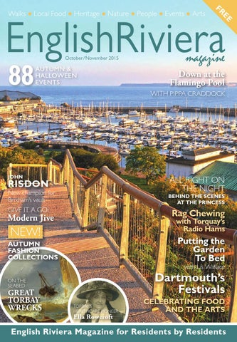 d58254698c64a7 English Riviera Magazine October November 2015 Online Edition by ...