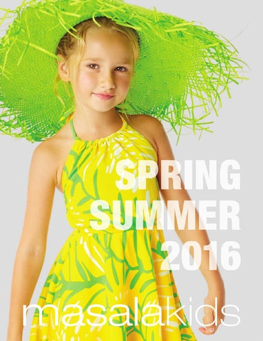 a17ab912e Masala Baby Spring Summer 2016 Lookbook by Masalababy - issuu