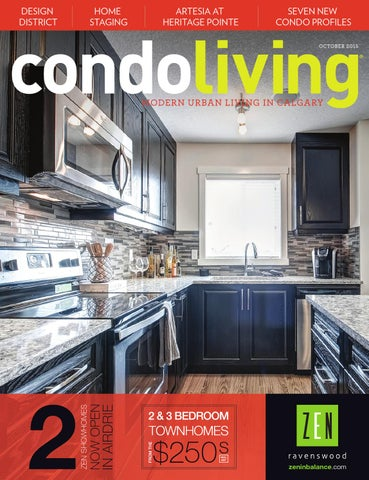 Condo Living October 2015 By Source Media Group Issuu