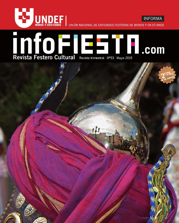 Infofiesta 53 By Undef Infofiesta Guia Festera Issuu