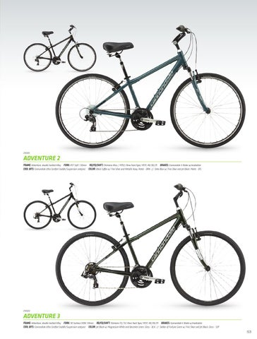 2016 Cannondale Bike Catalog By Cannondaleglobal