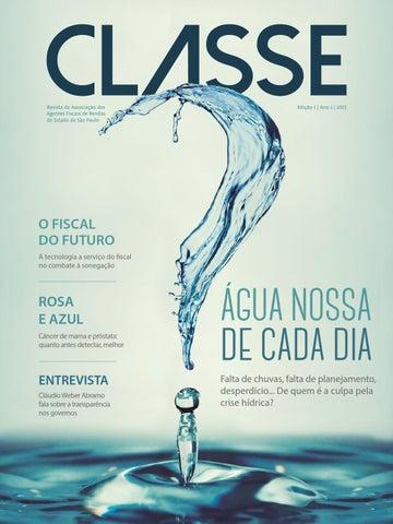 2fc0a3e2588 Revista Classe 1ª Edição by Afresp - issuu