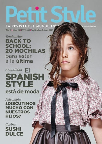 6d7f158d5 Petit Style N. 23 by Petit Style - issuu