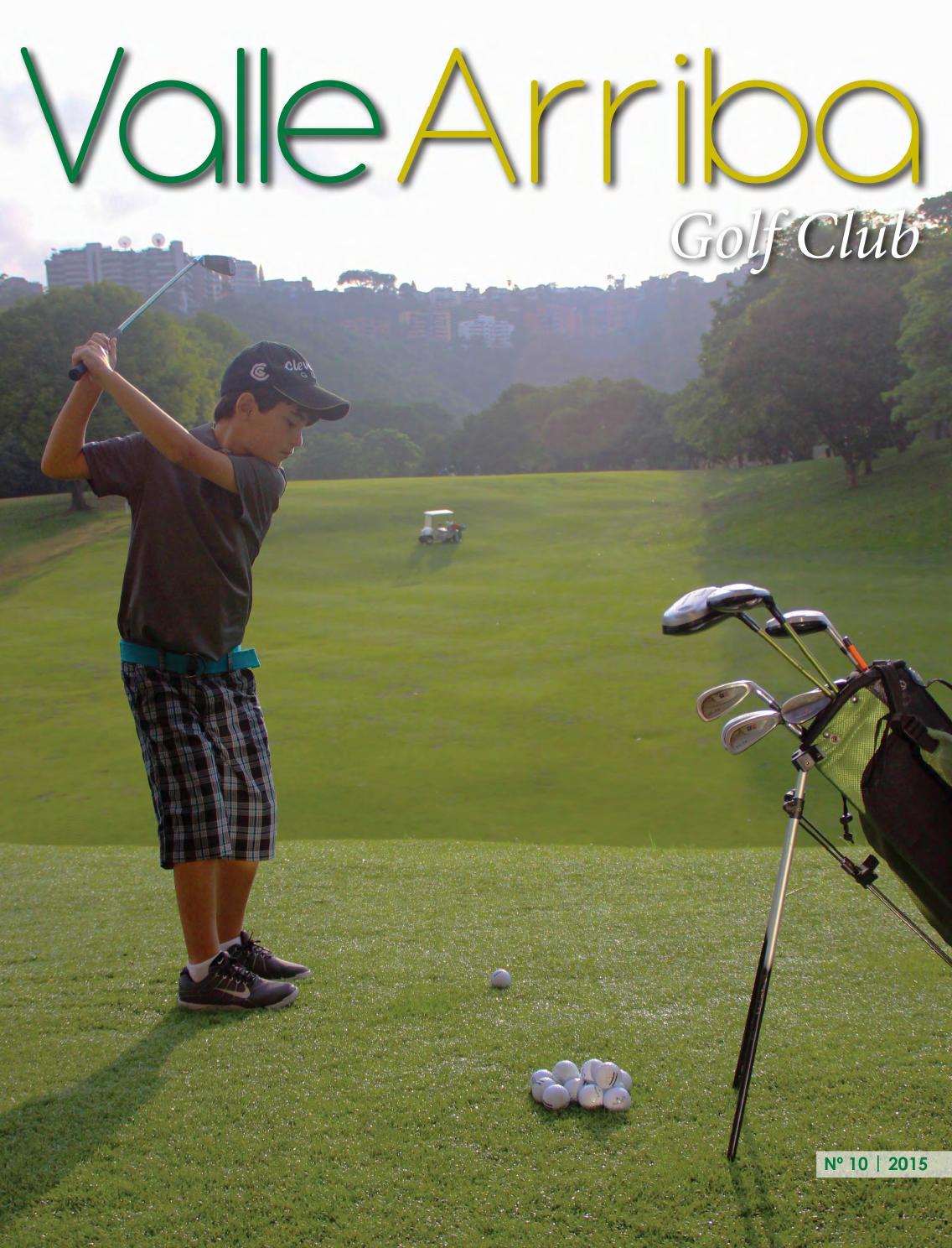 Revista VALLE ARRIBA Golf Club Nº10 by Revista VALLE ARRIBA Golf ...