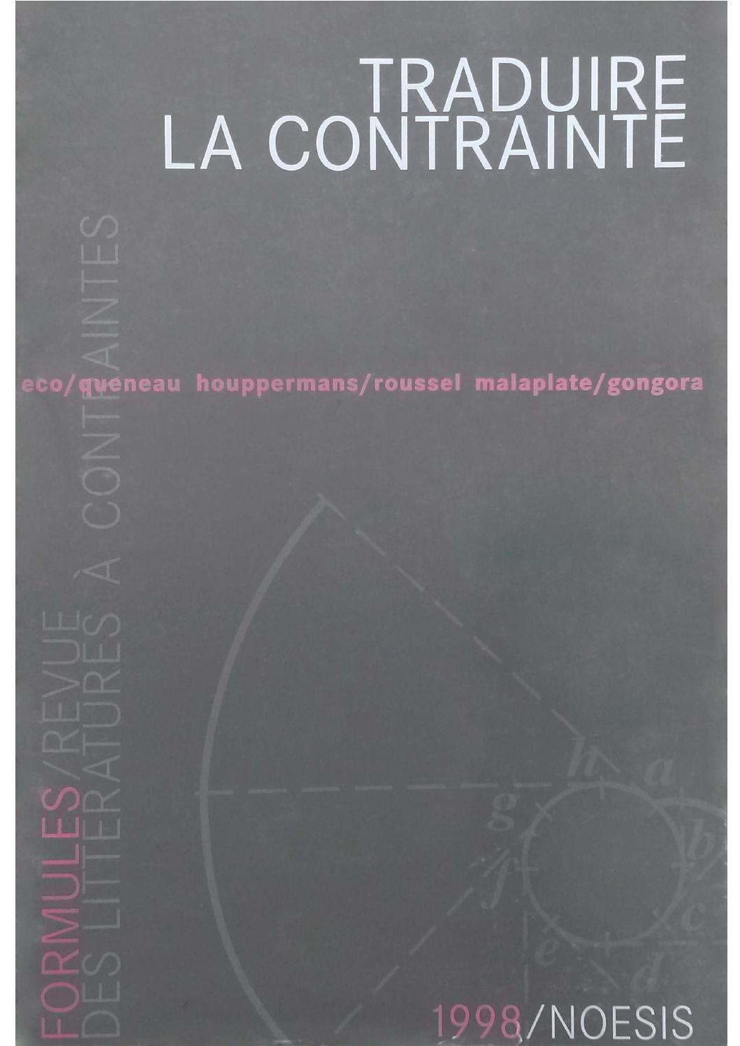 Formules 02 by Bernardo Schiavetta Gonzalvi issuu