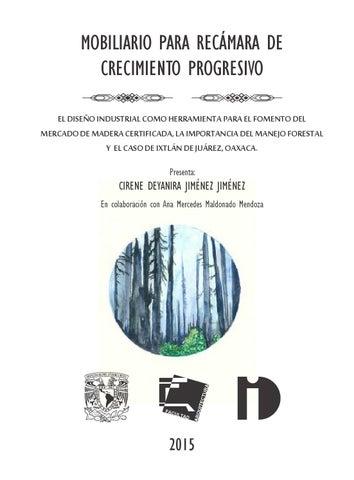 Mobiliario crecimiento progresivo by Cirene Jiménez - issuu