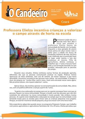 Professora Elielza incentiva crianças a valorizar o campo através de ... 8be90d8c9c