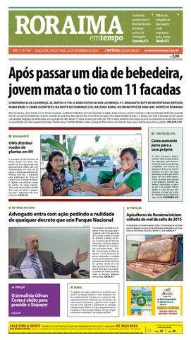0c90dbfbe586f Jornal roraima em tempo – edição 146 – período de visualização  gratuito