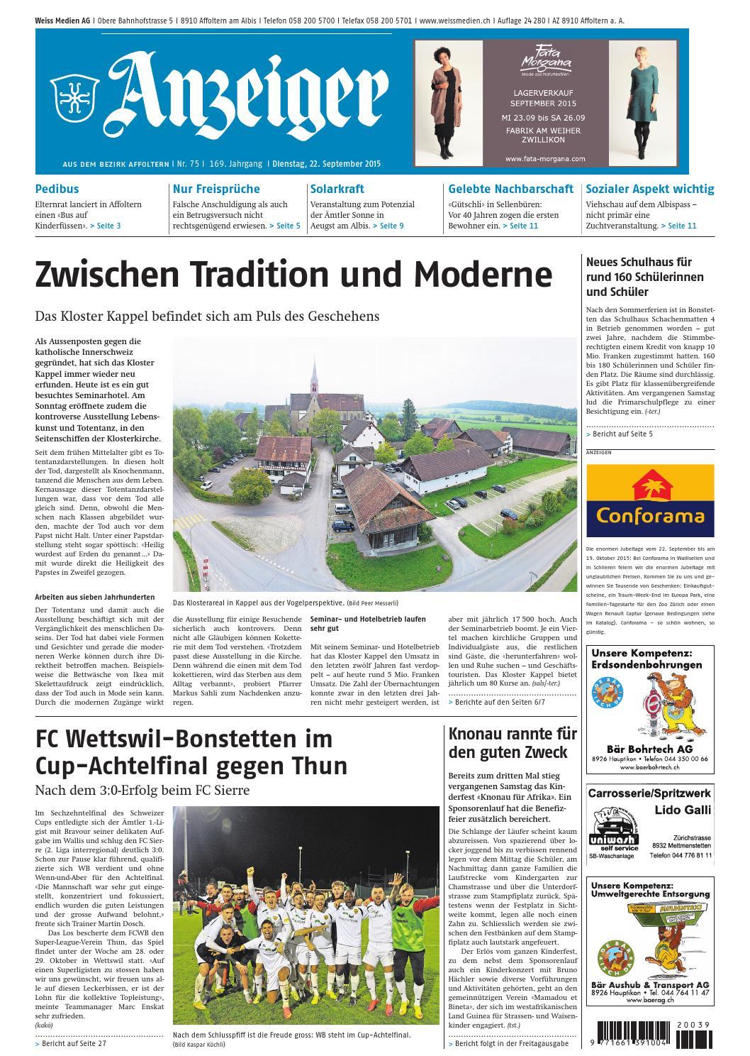 075 2015 by AZ-Anzeiger - issuu